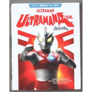 ウルトラマンエース:コンプリート・シリーズ 全52話 (Blu-ray) 北米版(特撮)