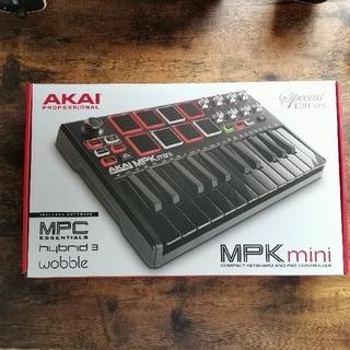 AKAI MPK mini special edition アカイ midi(MIDIコントローラー)