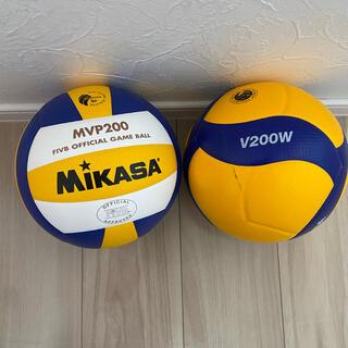 MIKASA - ミカサバレーボール 5号 2球