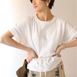トゥデイフル(TODAYFUL)のスラブラップラウンドプルオーバー(Tシャツ(半袖/袖なし))
