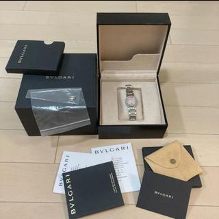 BVLGARI - 即完☆限定品 BVLGARI  腕時計 ダイヤモンド
