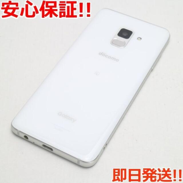 Galaxy(ギャラクシー)の新品同様 SC-02L Galaxy Feel2 フロストホワイト  スマホ/家電/カメラのスマートフォン/携帯電話(スマートフォン本体)の商品写真