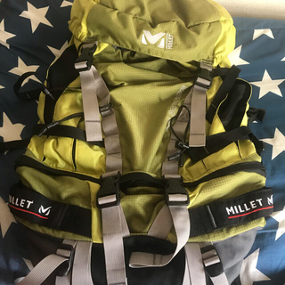 ミレー(MILLET)のミレーザック45ℓ(バッグパック/リュック)