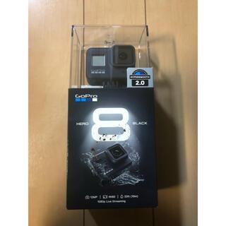 ゴープロ(GoPro)のGoPro  HERO8BLACK 新品(ビデオカメラ)