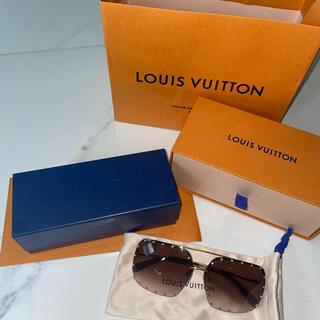 ルイヴィトン(LOUIS VUITTON)のルイヴィトン スタッズサングラス レディース(サングラス/メガネ)