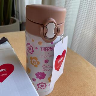 サーモス(THERMOS)の【新品】THERMOS x in private タンブラー 350ml(タンブラー)
