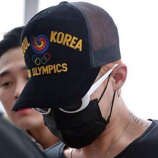 PEACEMINUSONE - Olympic キャップ お願いします