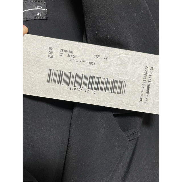 LAD MUSICIAN(ラッドミュージシャン)のラッドミュージシャン オープンカラーシャツ ブラック メンズのトップス(Tシャツ/カットソー(半袖/袖なし))の商品写真