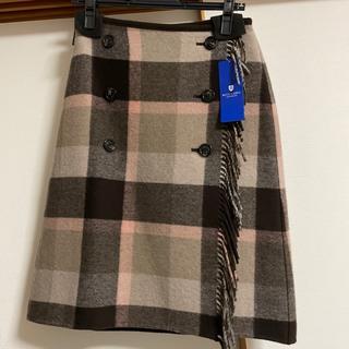 BURBERRY BLUE LABEL - 新品タグ付き★ブルーレーベルクレストブリッジ  スカート