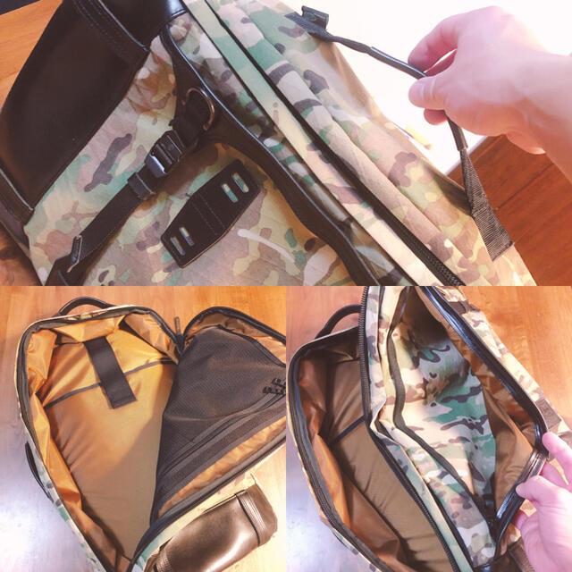 master-piece(マスターピース)のマスターピース  ポテンシャル 3WAY バックパック 限定 メンズのバッグ(バッグパック/リュック)の商品写真