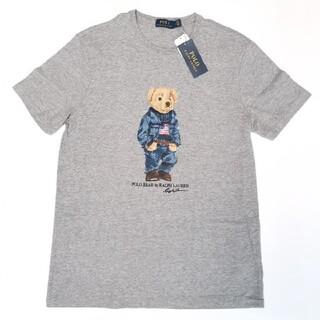Ralph Lauren - RALPH LAUREN ポロベア 国内正規品 Tシャツ アメリカ国旗 星条旗