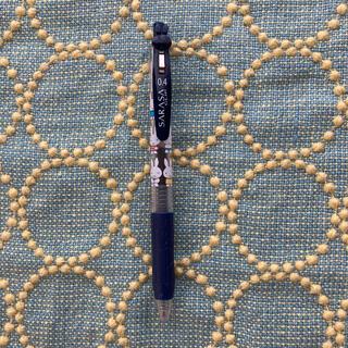 サラサ(さらさ)のmiffy SARASA ミッフィーサラサ0.4ボールペン ブルーブラック(ペン/マーカー)