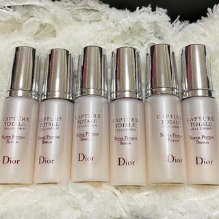 クリスチャンディオール(Christian Dior)のカプチュール トータル セル ENERGY スーパーセラム 幹細胞 美容液(美容液)
