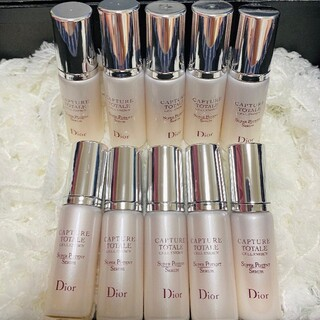 クリスチャンディオール(Christian Dior)のディオール カプチュール トータル セル ENERGY スーパー セラム 幹細胞(美容液)