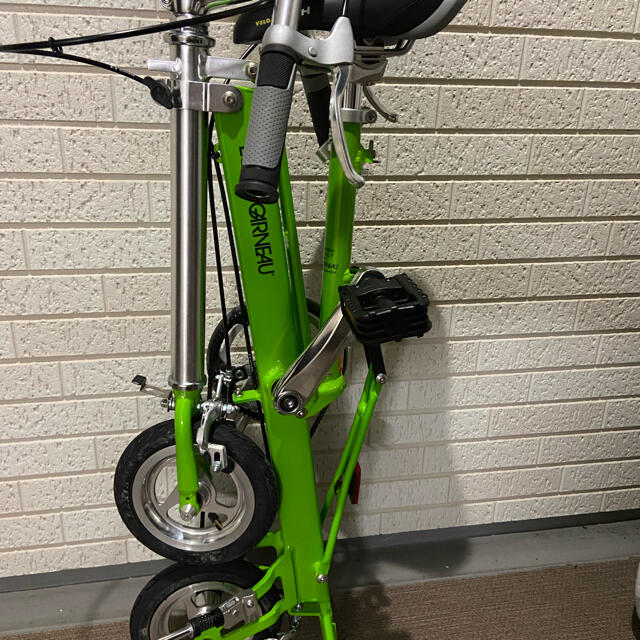 LOUIS GARNEAU(ルイガノ)のlouis garneau ルイガノ ミニ折りたたみ自転車 スポーツ/アウトドアの自転車(自転車本体)の商品写真