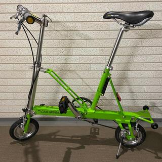 ルイガノ(LOUIS GARNEAU)のlouis garneau ルイガノ ミニ折りたたみ自転車(自転車本体)