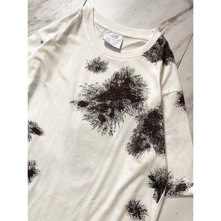 マルタンマルジェラ(Maison Martin Margiela)のdead stock ドイツ軍 スノーカモフラージュ タイプ 迷彩 tシャツ(Tシャツ/カットソー(半袖/袖なし))