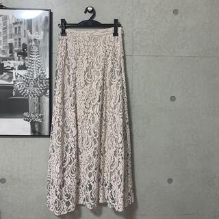 アルシーヴ(archives)のarchives♡レースロングスカート(ロングスカート)