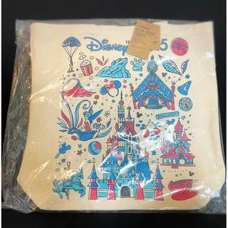 Disney - 香港ディズニー 15周年記念 スターバックス コラボ トートバッグ スタバ