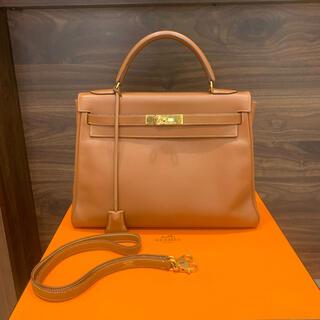 Hermes - 良品 正規品 エルメス ケリー 32 2way ゴールド 内縫い 箱