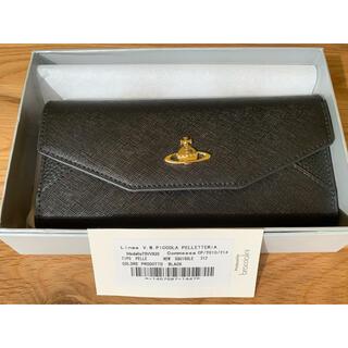 【週末限定特価】ヴィヴィアンウエストウッド 財布 ブラック 77VV920