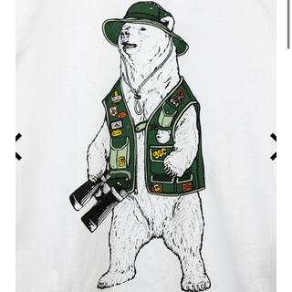 チャムス(CHUMS)のgo slow caravan(Tシャツ/カットソー(半袖/袖なし))