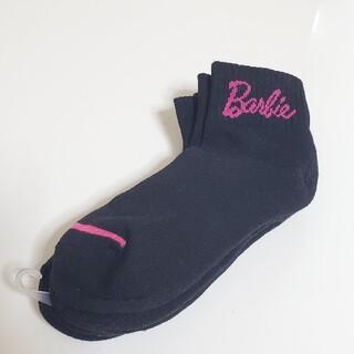 バービー(Barbie)のBarbie バービー 靴下 ソックス(ソックス)
