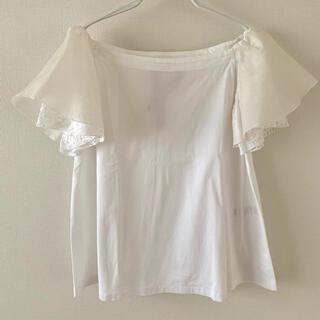ヌメロヴェントゥーノ(N°21)の◇ヌメロヴェントゥーノ◇トップス(Tシャツ(半袖/袖なし))