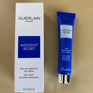 ゲラン(GUERLAIN)のゲラン  ミッドナイト シークレット(美容液)15ml  (美容液)