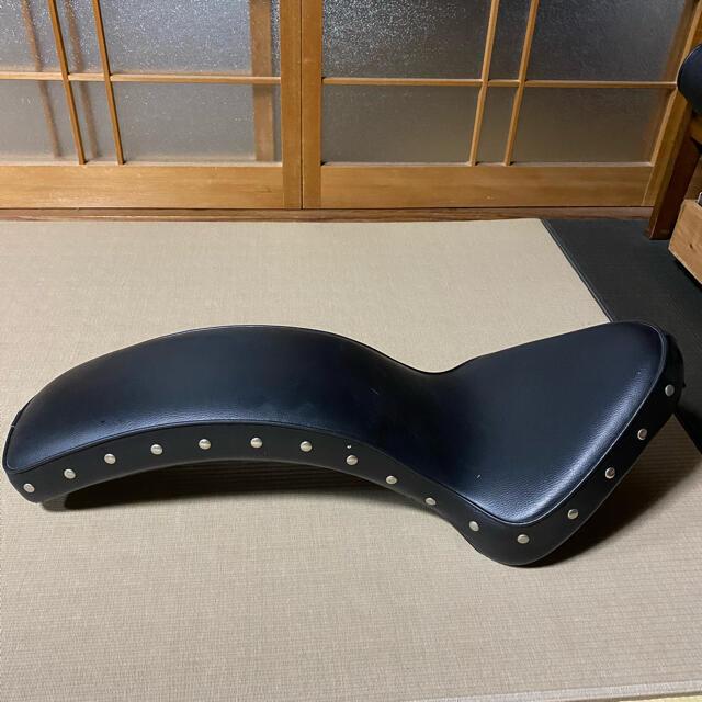 ヤマハ(ヤマハ)のドラッグスター400  コブラシート イージーライダース 自動車/バイクのバイク(パーツ)の商品写真