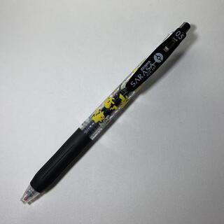ポケモン(ポケモン)のポケモンセンター SARASA CLIP ピカチュウ・ミミッキュ 黒 0.5(ペン/マーカー)
