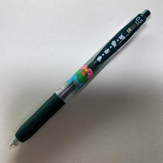 ポケモン(ポケモン)のポケモンセンター SARASA CLIP フシギバナ グリーンブラック 0.5(ペン/マーカー)
