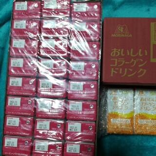 モリナガセイカ(森永製菓)のコラーゲンドリンク 38本セット(コラーゲン)