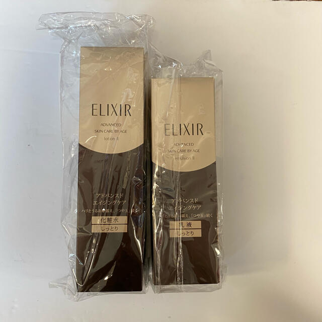 ELIXIR(エリクシール)のエリクシール アドバンスド ローション エマルジョン(しっとり) コスメ/美容のスキンケア/基礎化粧品(化粧水/ローション)の商品写真