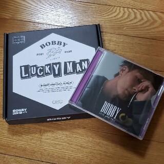 iKON - iKON BOBBY ソロアルバム2種セット