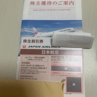 日本航空 株主優待(航空券)