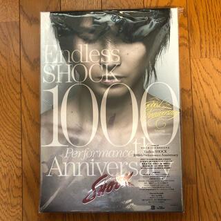 KinKi Kids - Endless SHOCK 1000th 初回限定盤 Blu-ray