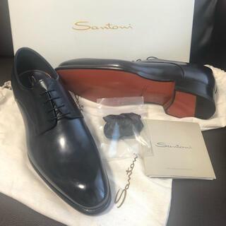Santoni - 【約17万・新品・限定高級ライン】サントーニ santoni 革靴