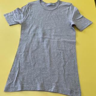 クロムハーツ(Chrome Hearts)のクロムハーツグレーTシャツ S(Tシャツ(半袖/袖なし))