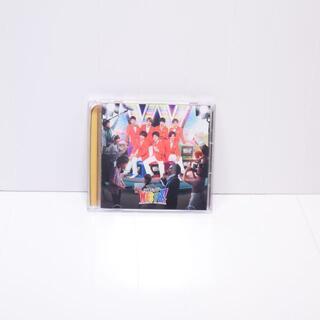 ジャニーズウエスト(ジャニーズWEST)の美品◆ジャニーズWEST◆WESTV!◆初回限定盤◆CD+DVD(ポップス/ロック(邦楽))
