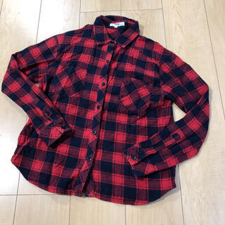 オゾック(OZOC)のオゾック チェックシャツ(シャツ/ブラウス(長袖/七分))