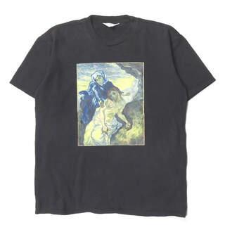 アンユーズド(UNUSED)のUNUSED x Van Gogh Museum PERSONS T-SHIRT(Tシャツ/カットソー(半袖/袖なし))