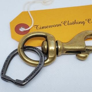 TENDERLOIN - At Last&Co. アットラスト キーリング キーホルダー Timeworn