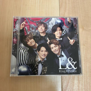 King & Prince L&(ポップス/ロック(邦楽))