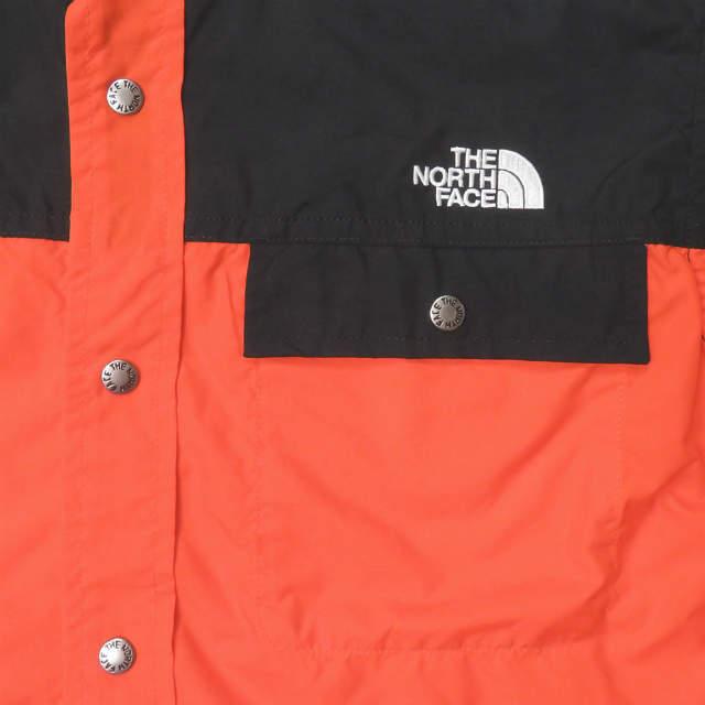 THE NORTH FACE(ザノースフェイス)のTHE NORTH FACE L/S Nuptse Shirt シャツ メンズ メンズのトップス(シャツ)の商品写真