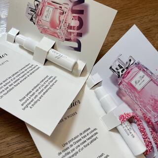 ディオール(Dior)のディオール オードゥトワレ 2本セット(香水(女性用))
