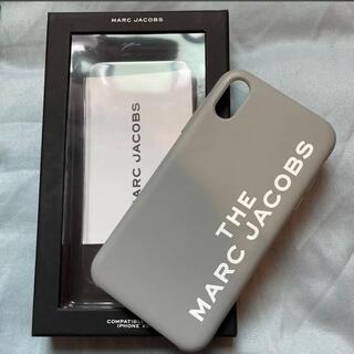 マークジェイコブス(MARC JACOBS)のMARCJACOBS iPhoneXR iPhoneケース(iPhoneケース)