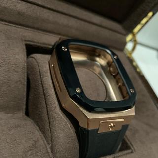 オーデマピゲ(AUDEMARS PIGUET)のgolden concept   44mm ローズゴールド✖️ブラック(腕時計(アナログ))