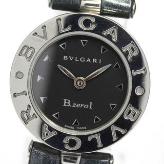 BVLGARI - ブルガリ B-ZERO1  BZ22S クォーツ レディース 【中古】