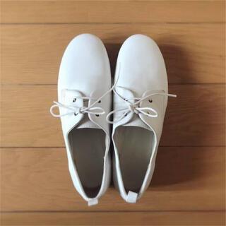 ムジルシリョウヒン(MUJI (無印良品))の無印_レースアップシューズ(23.5)(ローファー/革靴)